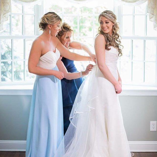 Love getting my brides professional pics