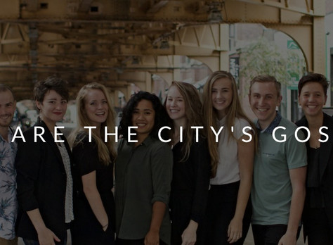We Are The City's Gospel