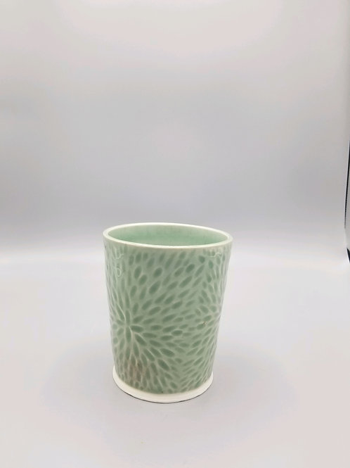 Incised Porcelain Cup