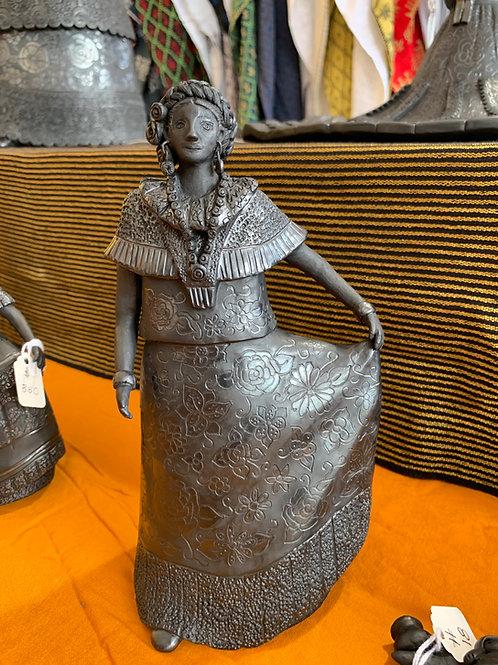 Magdalena Martinez Qaxaca, Mexico Ceramics
