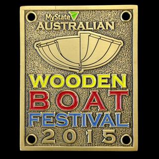 Durable Boat Badges