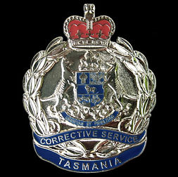 Promotional Badges for Corrective Services