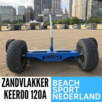 Zandvlakker - Keeroo 120A