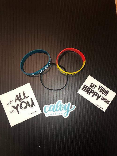 Bracelet & Sticker (bundle)