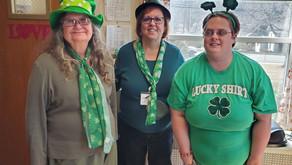 Saint Patrick's Day Fun!