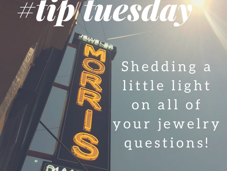 Jewelry Tip Tuesday! 5 simple tips to care for your jewelry! | Bowling Green, Kentucky's Premier