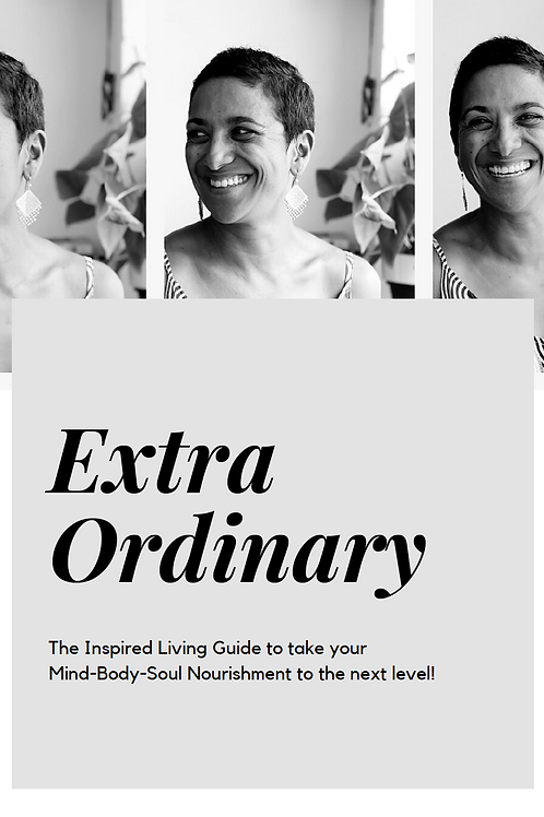 Extra-Ordinary E-Book