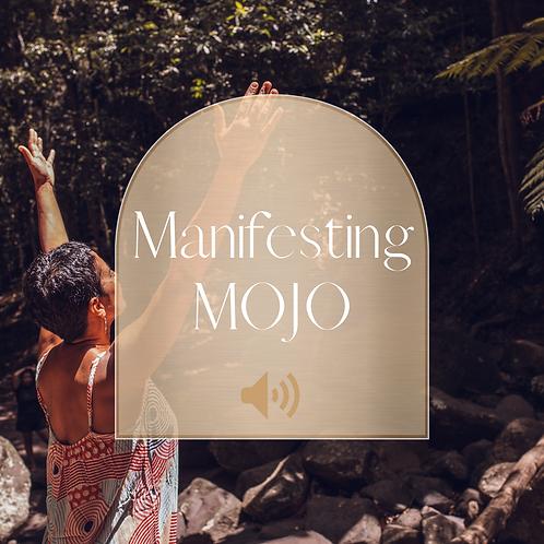 Manifesting Mojo - Online Workshop
