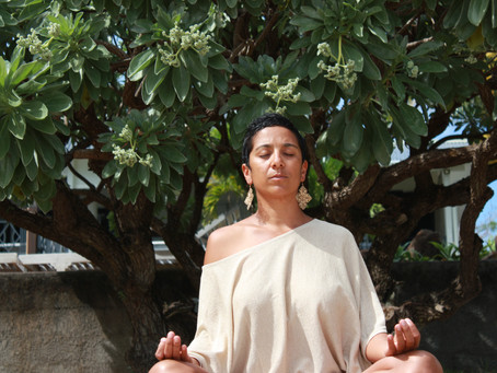 CONNECT TO YOUR BREATH, CONNECT TO YOUR INTUITION!
