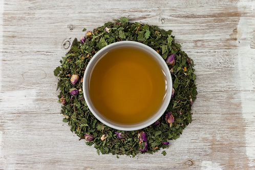 Stress and Anxiety - Nourishing Herbal Infusion