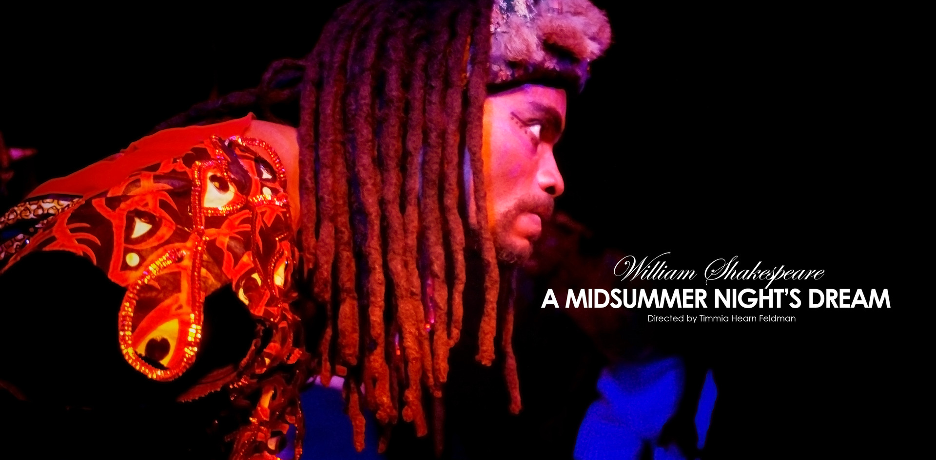 A Midsummer Night's Dream by William Shakespeare (2013)