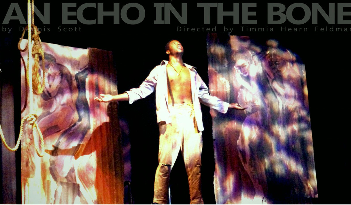 An Echo in the Bone by Dennis Scott (2012)