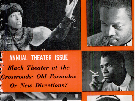 Where are the black musical theatre writers?