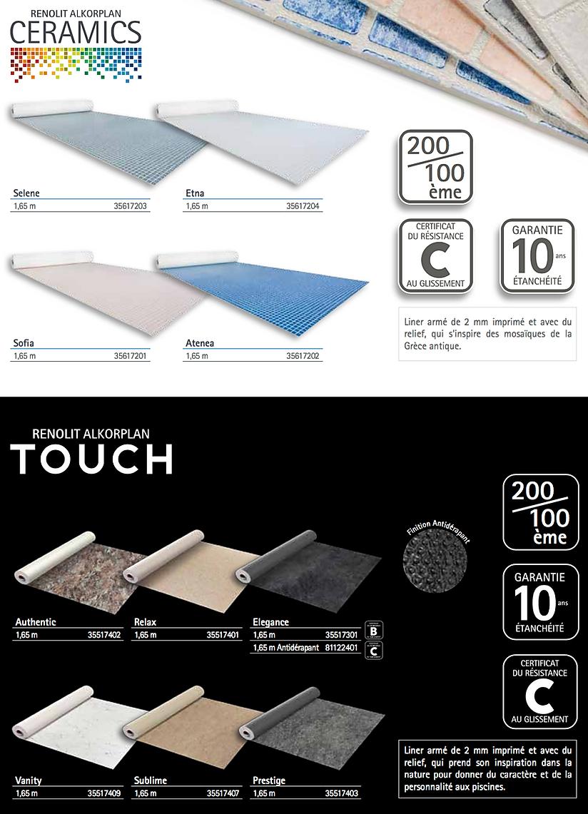 Alkorplan 3D touch