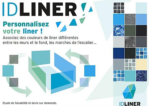 liner piscine design