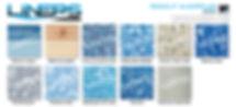 Membrane d'étanchéité en PVC armé Alkorplan 3000 imprimé verni