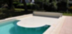 Volets piscine hors-sol