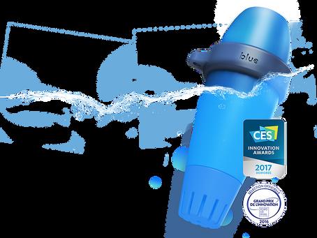 Blue By Riiot - L'analyseur de piscine intelligent