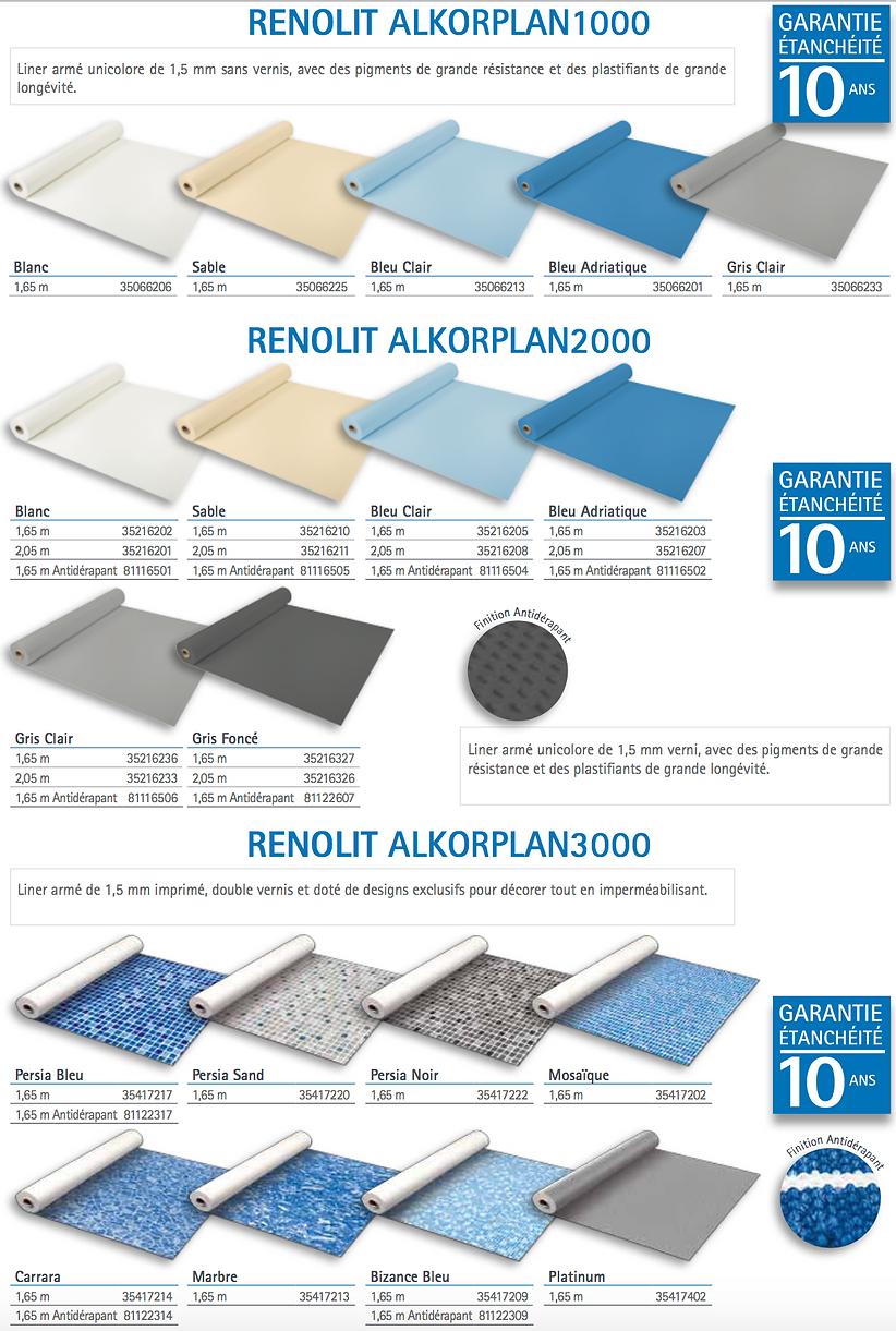 alkorplan 1000 2000 3000 3D touch Ceramics