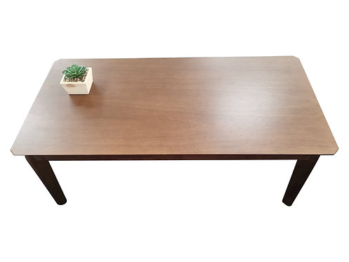 Special! Quality Rectangular Brown Coffee Table