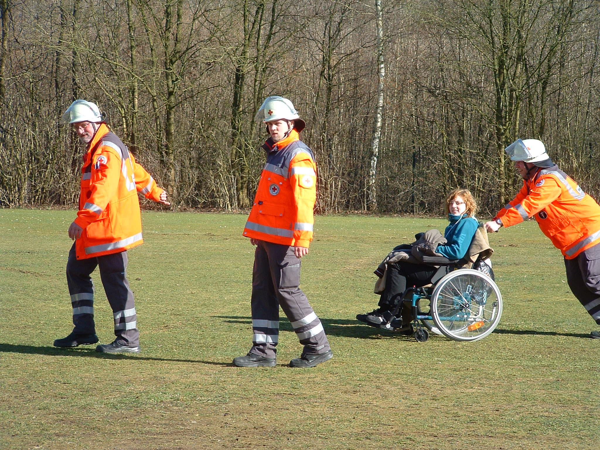 Rollstuhl und Co.