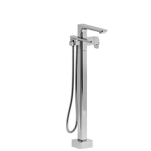 Riobel EquinoxFloorMountTub Filler With Hand Shower