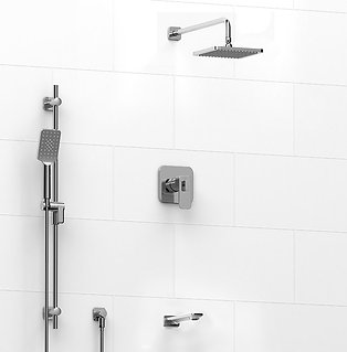 Riobel Equinox 3 way Thermostatic Shower Kit