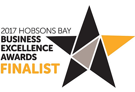 FINALIST, 2017 Business Excellence Awards, FAVOR + GRACE