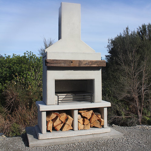 Fireplace Upgrade - Extra Ground Panel