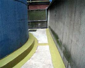 Becken- und Wannenabdichtung Beschichtung Sanierung
