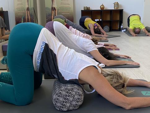 Spécial yoga à Visan
