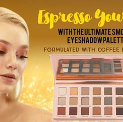 Espresso Yourself Palette Promo