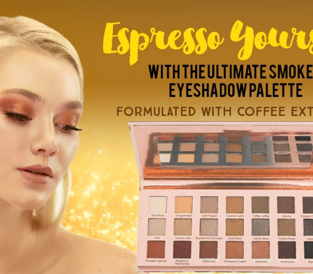 Espresso Yourself Palette Promo