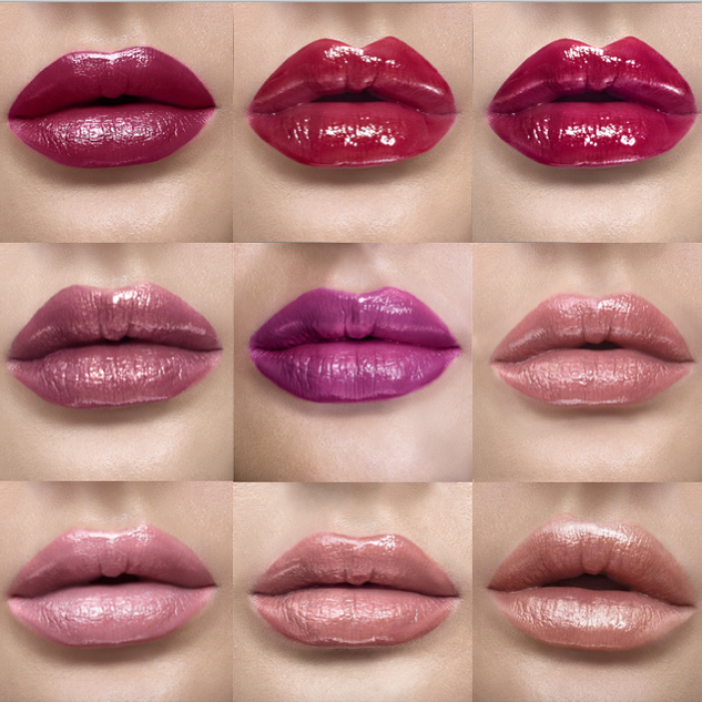 Lip Brulee Lip Swatches- The Beauty Crop