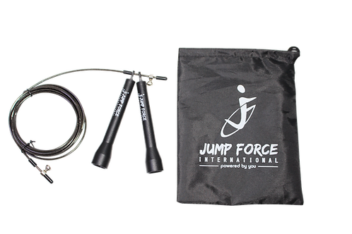 Jump Force Speed Rope & Bag