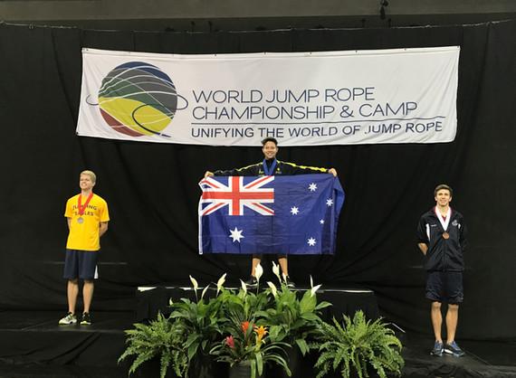 Triple Under World Record Holder