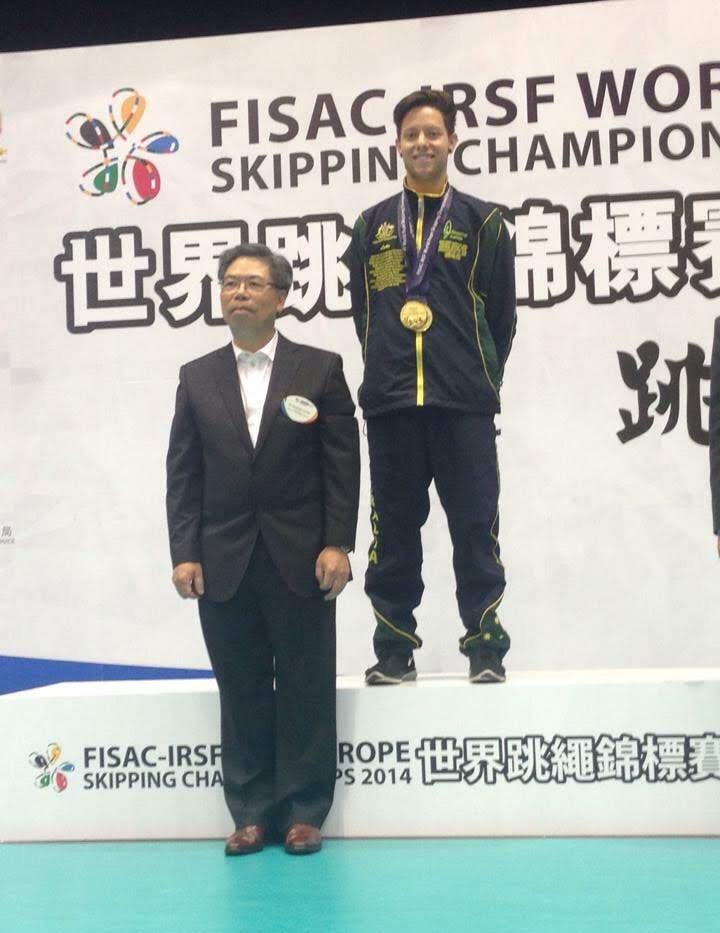 Freestyle World Champion