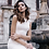 Thumbnail: Taylor Rima Lav Sheath Wedding Dress- In Stock