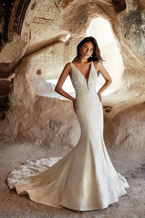 Sienna DR2034 Eddy K Mermaid Wedding Dress- To Order