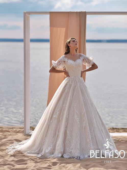 Florance Belfaso Ballgown Wedding Dress- To Order