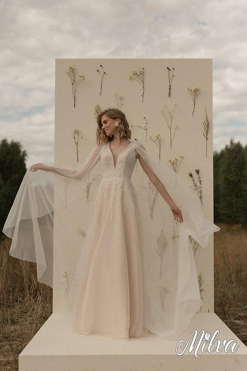 Emery Milva A-Line Wedding Dress- To Order