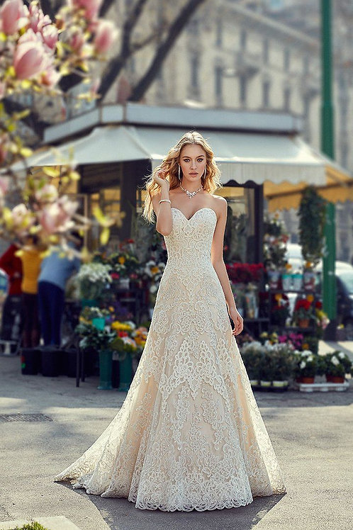 MD248EK EddyK A-line Wedding Dress-In Stock