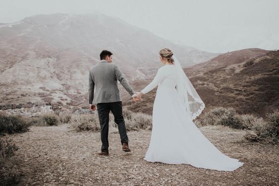 Bride: Mikala Anderson