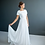 Thumbnail: Eve MC7233 MBC by Barbie Sheath Wedding Dress- To Order