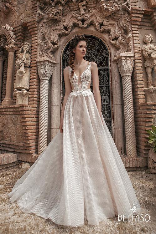 Era Belfaso A-Line Wedding Dress- To Order