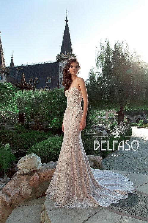 Lindsey Belfaso Fit & Flare Wedding Dress- To Order