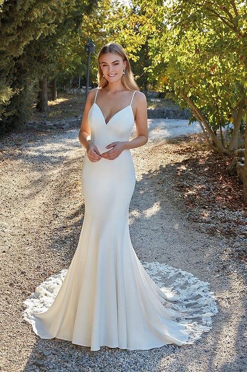 Blair EK1374 Eddy K Fit & Flare Wedding Dress- To Order