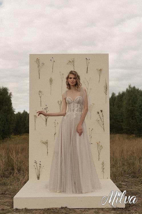 Lyra Milva A-Line Wedding Dress- To Order