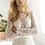 Thumbnail: Ortiva Pronovias Sheath Wedding Dress-IN STOCK