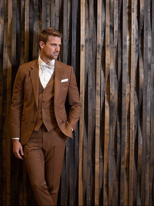 Cinnamon Lorenzo Suit